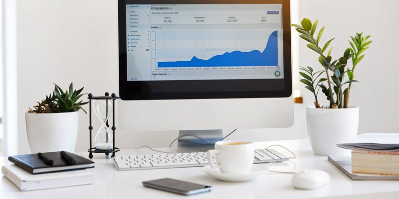 Logisk webløsning giver sammenhæng mellem marketing, budskaber og hjemmeside