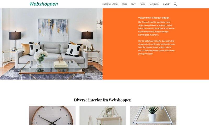 WooCommerce webshop bygget på Genesis Framework og nettets mest fleksible tema giver uanede muligheder for at designe shoppen unikt